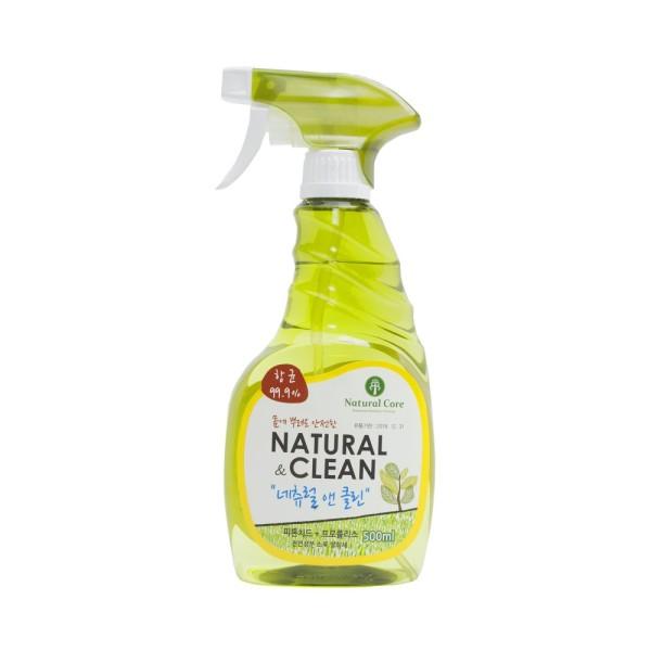 Xịt khử mùi diệt khuẩn Natural Clean 500ml dành cho mọi loại thú cưng cam kết hàng đúng mô tả đảm bảo cung cấp các sản phẩm đang được săn đón trên thị trường hiện nay