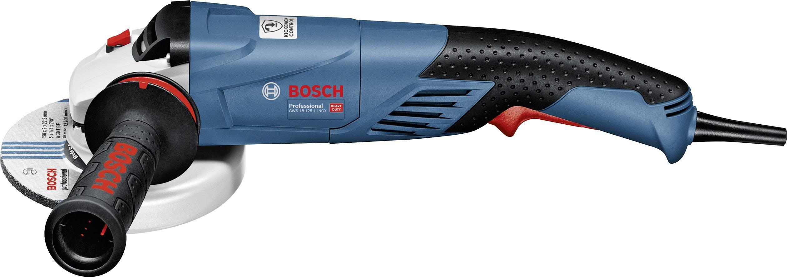 Máy mài góc 1800W Bosch GWS 18-125 L