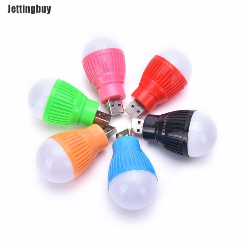 Bảng giá Jettingbuy Bóng Đèn Ngủ Led Mini Màu Trắng Mát Mẻ Usb Dành Cho Đèn Pin Đọc Sách Cầm Tay Phong Vũ