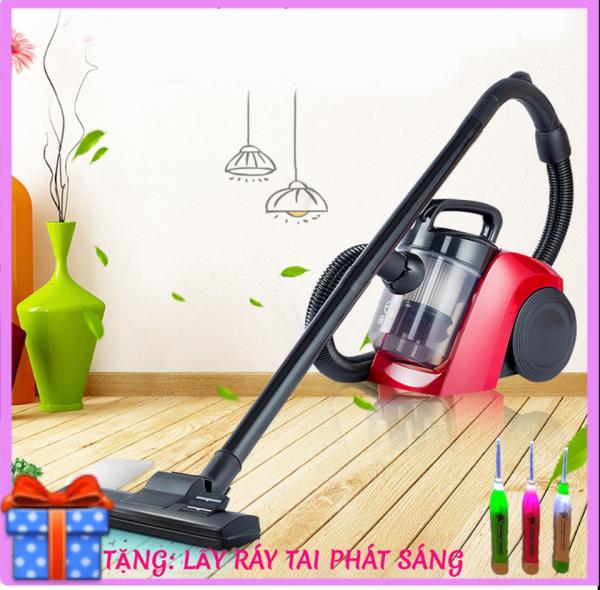 Máy hút bụi có tay cầm, Máy hút bụi gia đình đa năng làm sạch sẽ không gian ngôi nhà bạn, bảo hành 12 Tháng