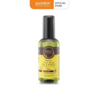 Dầu dưỡng tóc Botaneco Garden Chia seed oil & Honey dưỡng ẩm sâu & bảo vệ 95ml thumbnail