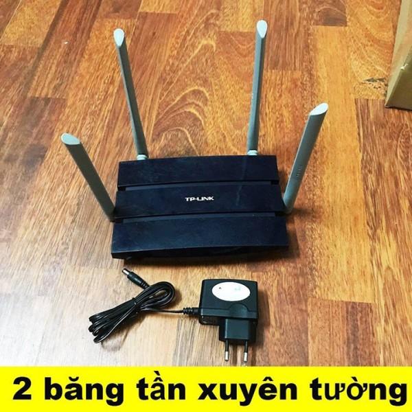 Bộ Phát WiFi 4 Râu Tplink TL-WDR3320 XUYÊN TƯỜNG,VDS SHOP