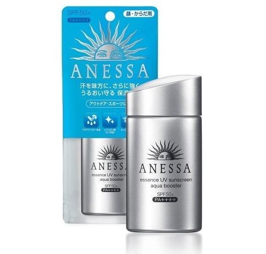 Kem Chống Nắng Shiseido Anessa Essence UV Sunscreen Aqua Booster Spf 50+/Pa++++ 60ml - Japan