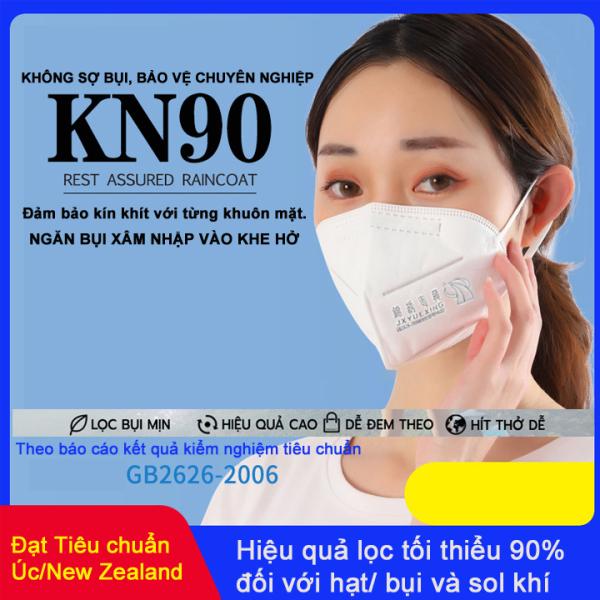 Giá bán COMBO 10 CÁI Khẩu trang KN90 chuyên dụng lọc bụi NANO - PM2.5 Micromet, CHỐNG BỤI - VIRUS - KHÁNG KHUẨN
