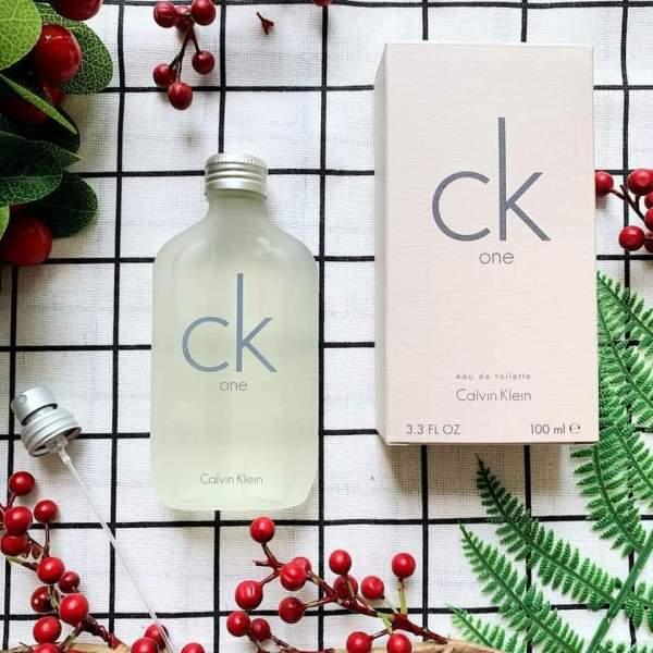 CK - Calvin Klein One EDT