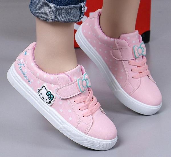 Giày thể thao bé gái - từ 4 - 13 tuổi - TS01