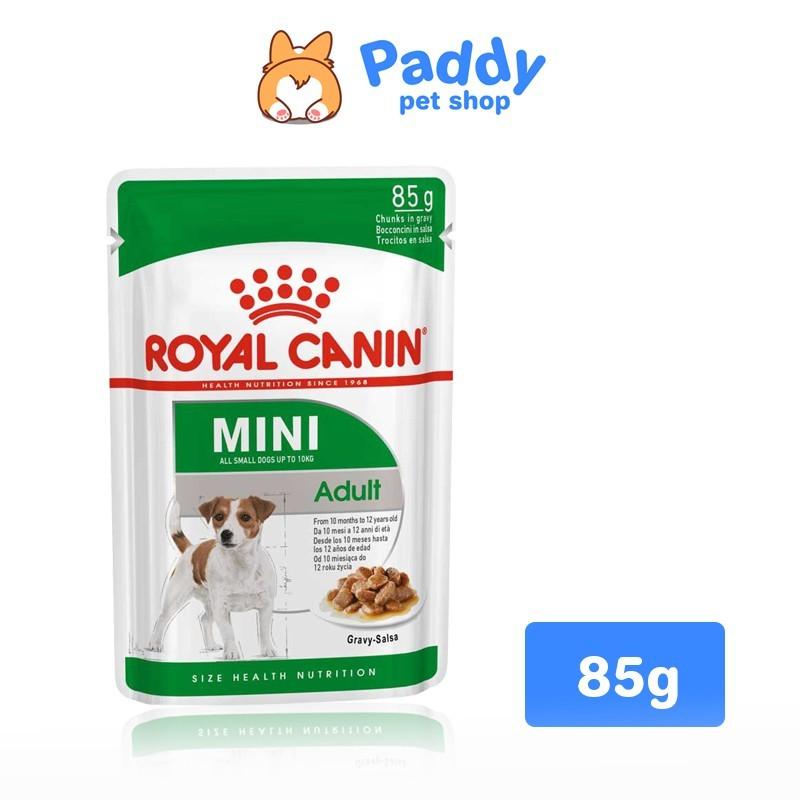 Pate Cho Chó Royal Canin Mini Adult 85g