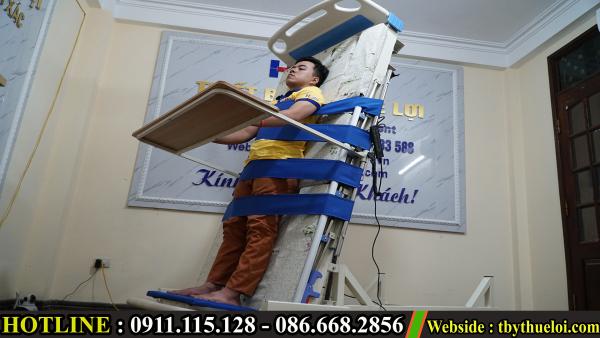 Giường tập đứng cao cấp (Giá 22.800.000vnđ)