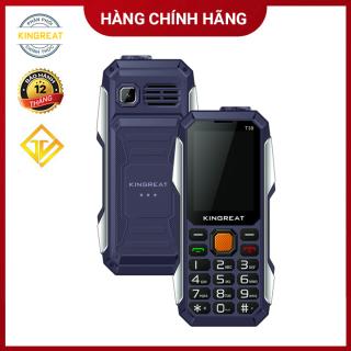 Điện thoại kiêm sạc dự phòng Kingreat T39 Pin khủng 4500mah Loa siêu to Màn 2.4 - Mới nguyên seal 100% - Hàng chính hãng thumbnail