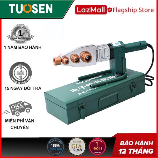 Máy hàn ống chịu nhiệt PPR、PB、PE 20-63 - Sản phẩm của Tuosen