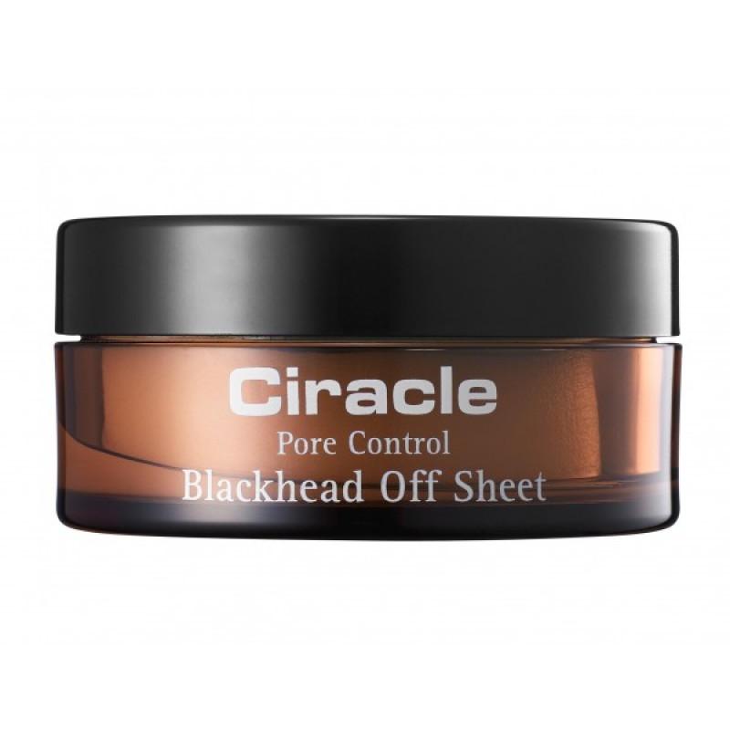 Miếng Dán Đẩy Mụn Đầu Đen Ciracle Pore Control Blackhead Off Sheet 50ml