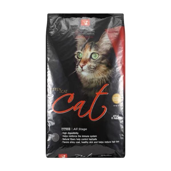 Thức Ăn Hạt Cho Mèo Hạt CatS Eye 13.5Kg  Hạt Cat Eye 13 5Kg Bao Lớn Siêu Tiết Kiệm  Cateye 13 5Kg