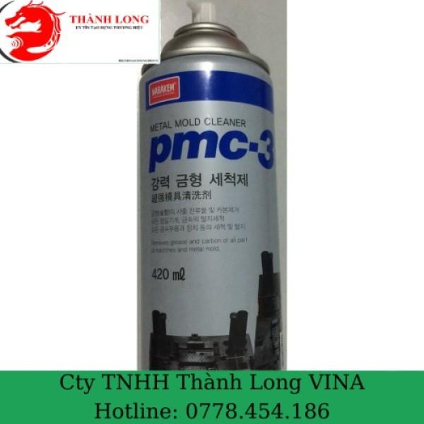 Dầu vệ sinh khuôn Nabakem Hàn Quốc PMC-3 zalo778454186