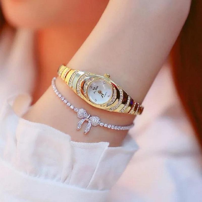 Nơi bán [ Super Sale ] Đồng Hồ Nữ Bee Sister kiểu dáng lắc tay
