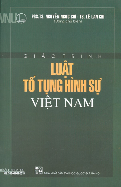 Mua Giáo Trình Luật Tố Tụng Hình Sự Việt Nam