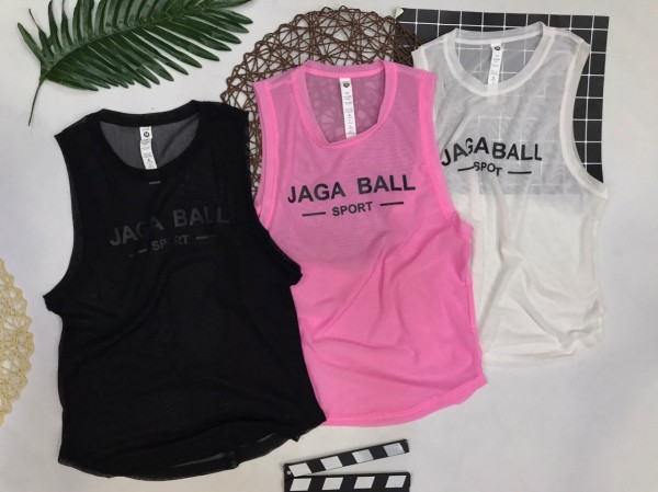 áo tank top thể thao tập gym yoga nữ