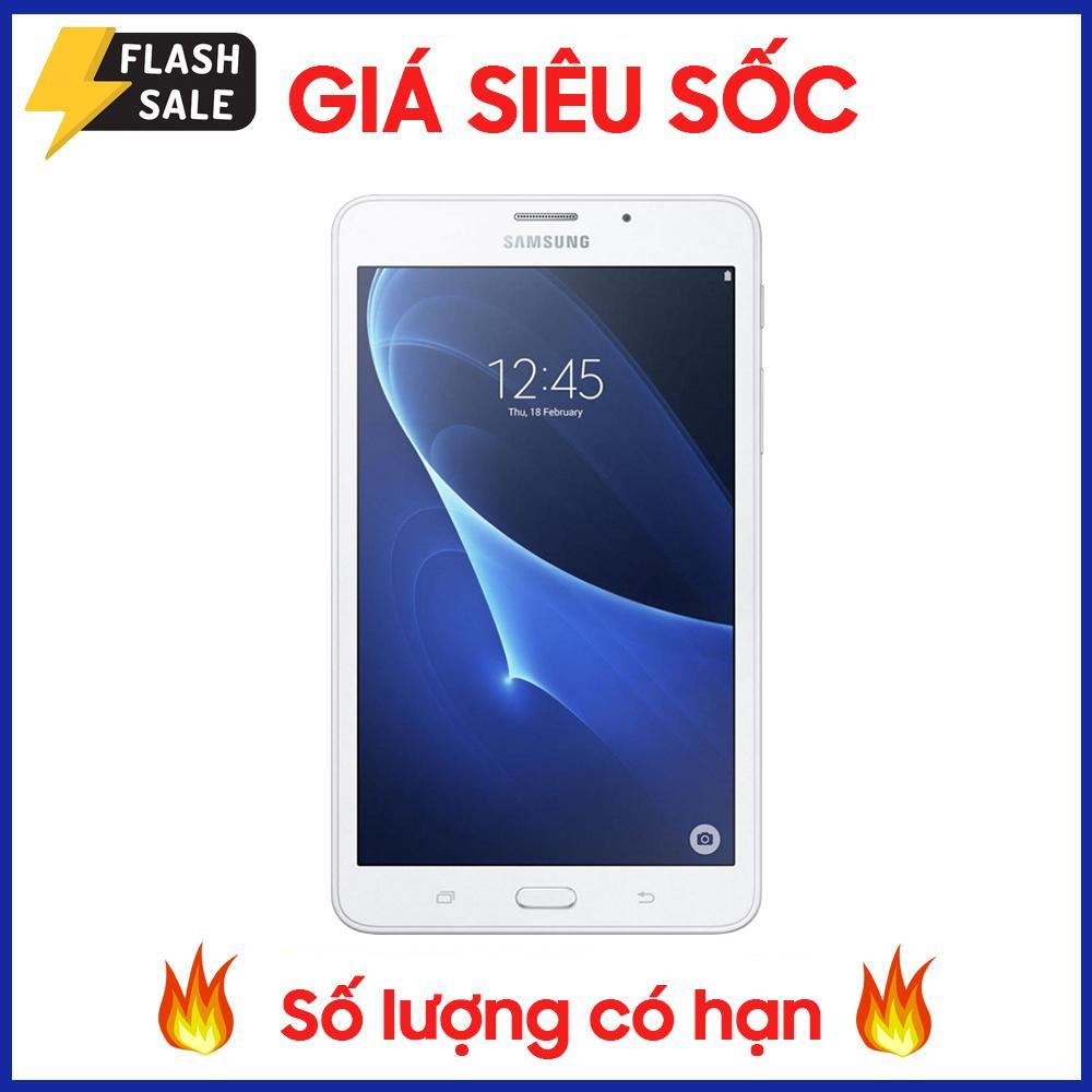 Máy tính bảng Samsung Galaxy Tab E 9.6 8GB RAM 1.5GB 3G (Trắng) -Hãng phân phối chính thức