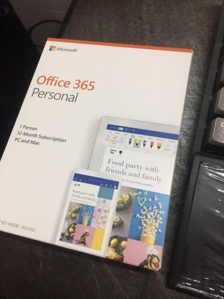 Bảng giá Phần Mềm Microsoft Office 365 Personal 32-bit/x64 English Subscr 1YR Phong Vũ