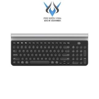[HCM]Bàn phím không dây Bluetooth FD IK6650 thiết kế nhỏ gọn đẹp mắt (Đen) - Phụ Kiện 1986 thumbnail
