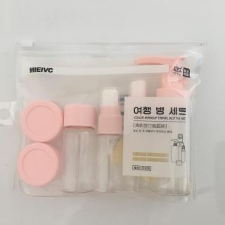 Bộ chiết mỹ phẩm Hàn Quốc 7 chi tiết thumbnail