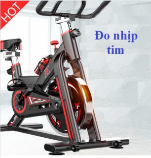 Xe đạp thể dục Airbike- cảm biến nhịp tim thumbnail