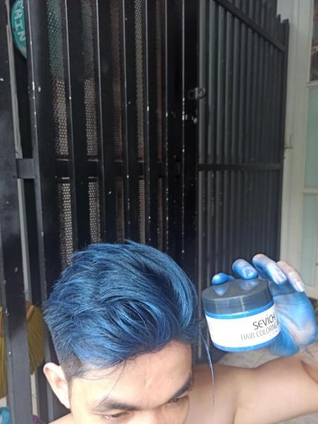 Sáp màu vuốt tóc 8 màu lựa chọn SEVICH