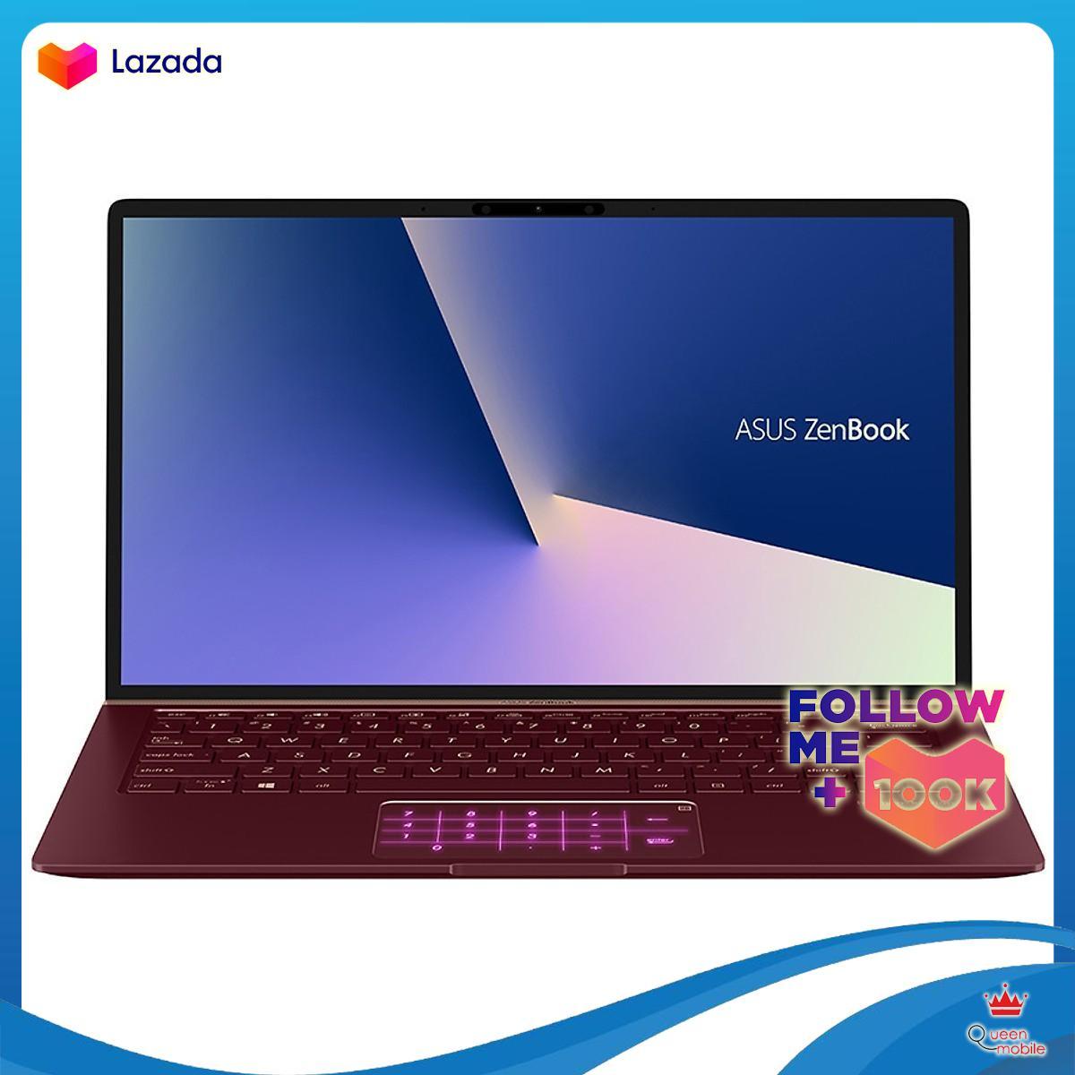 Laptop Asus Zenbook 13 UX333FA-A4181T Core i5-8265U/ Win10/ Numpad (13.3...