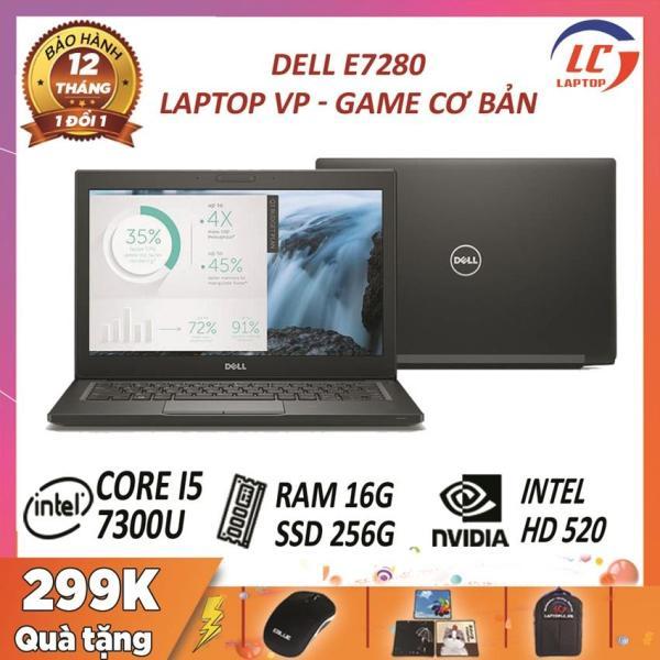 Bảng giá [Pin Trâu 5h] Dell Latitude E7280  core  i5-7300U, card on Intel HD 520, màn 12.5 inch HD, 1,2kg - laptop game Phong Vũ