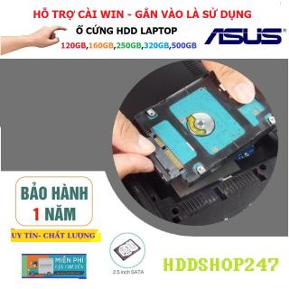 Ổ cứng hdd 2.5 laptop ASUS tháo máy bh 12 tháng 500GB,320GB,250GB,160GB,120GB thumbnail