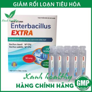 Men vi sinh Hóa Cho Bé Enterbacillus bổ sung 2 tỷ lợi khuẩn, giảm rối loạn tiêu hóa - Hộp 20 ống 10ml thumbnail