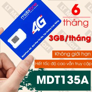 Sim 4G Mobifone trọn gói không nạp tiền MDT135A F250a thumbnail