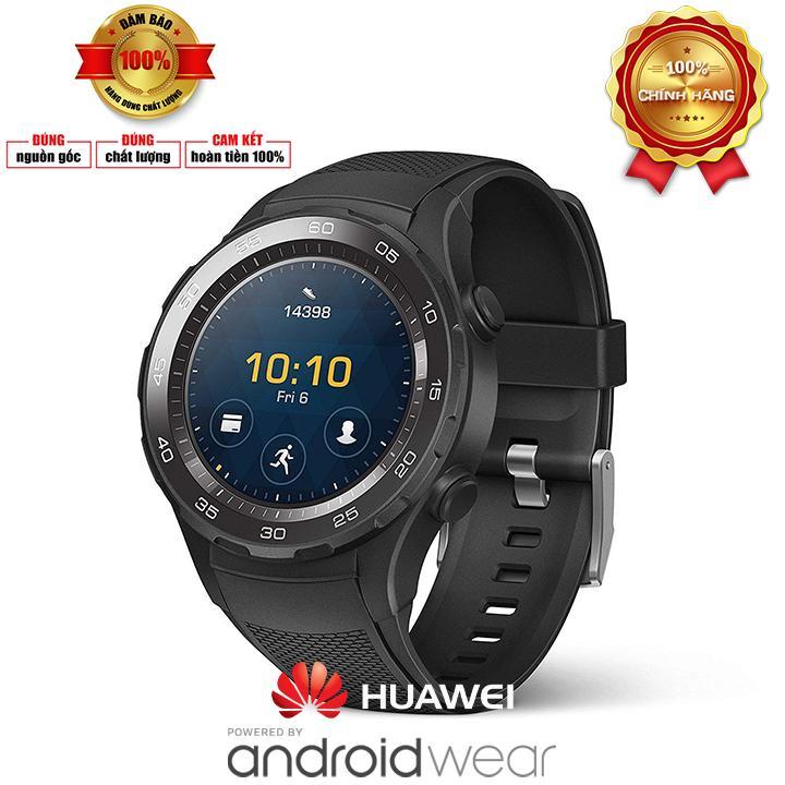 Đồng hồ thông minh Huawei Watch 2 - Hàng Chính Hãng