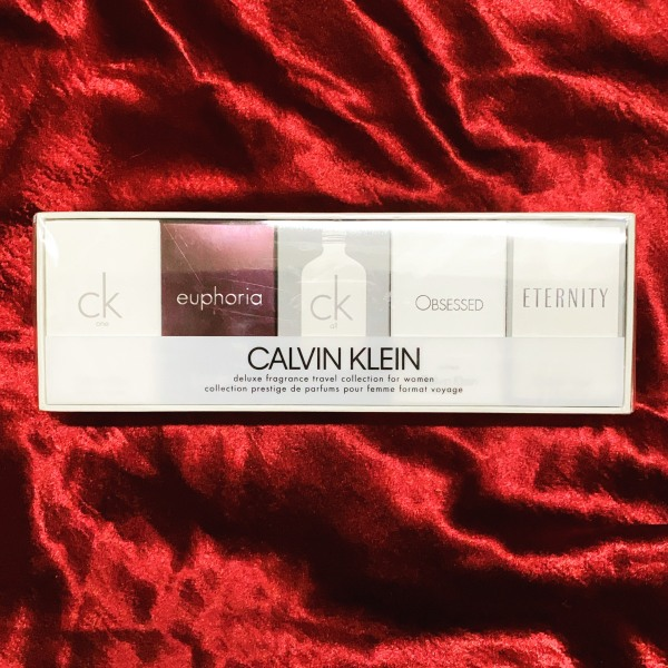 [Hàng USA] Set Nước Hoa Mini Nữ Calvin Klein CK One. euphoria. CK all. Obsessed. Eternity