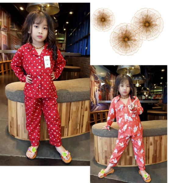 Giá bán đồ bộ mặc nhà pijama cho bé siêu xinh 171