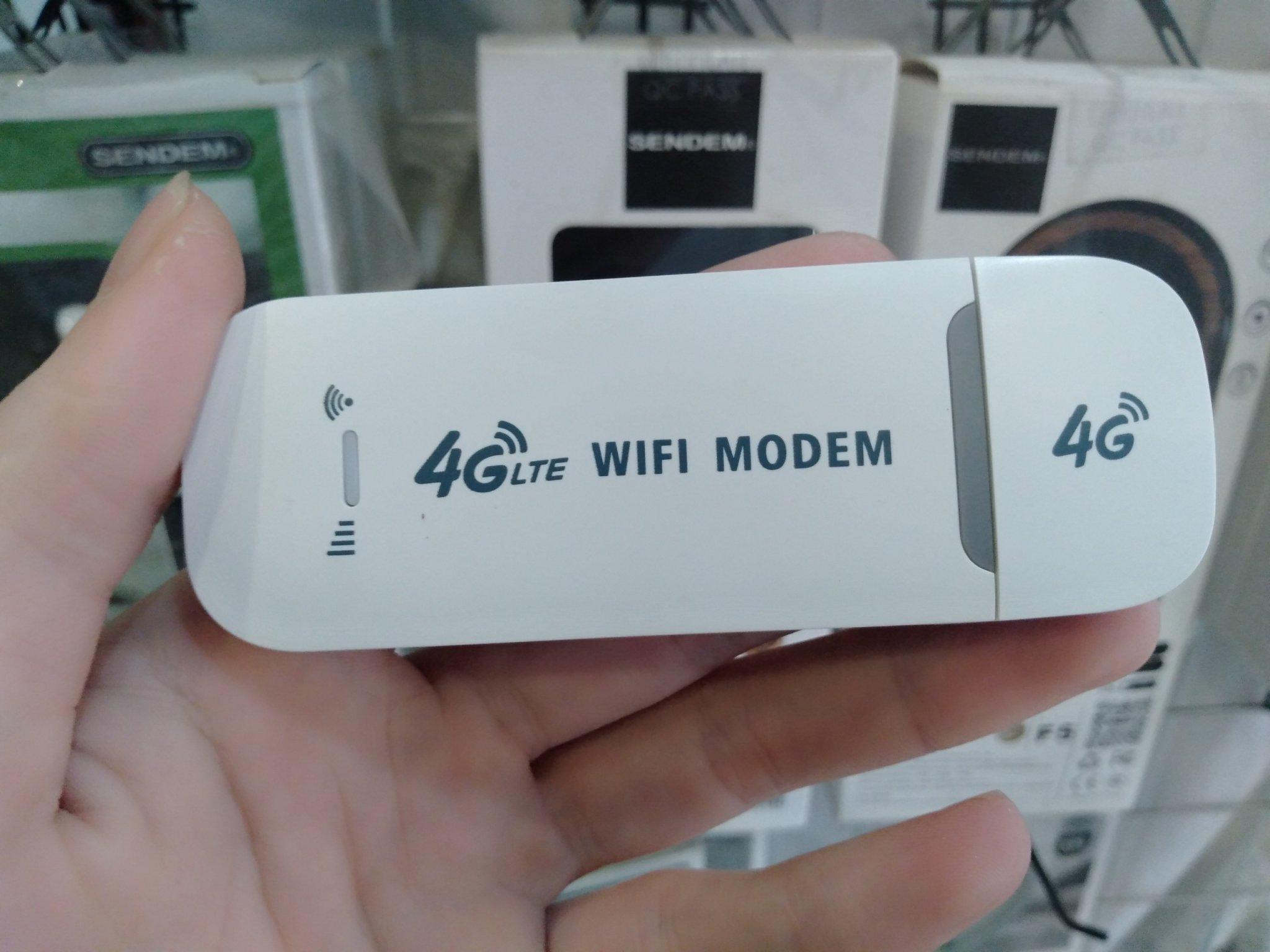 Giá USB lắp sim phát sóng WIFI 4G DONGLE 3 in 1 tốc độ cao nhỏ gọn và tiện dụng