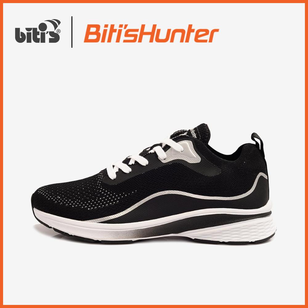 [TẶNG 1 ÁO THUN + 1 VỚ HUNTER TỪ 3/3 - 31/3] Giày Thể Thao Nam Biti's Hunter Core Americano 2k20 DSMH03200DEN (Đen)