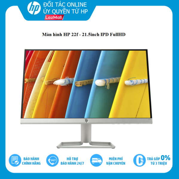 Bảng giá Màn hình HP 22f 21.5 inch 3AJ92AA IPS - Hàng chính hãng, sản phẩm sẽ là một thiết bị hỗ trợ rất tốt cho công việc và giải trí của bạn Phong Vũ