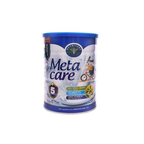 Sữa Nutricare Meta Care 5 (900g) trên 6 tuổi