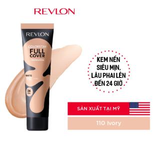 [HCM]Kem nền lâu phai toàn diện Revlon ColorStay Full Cover 24h 30ml thumbnail