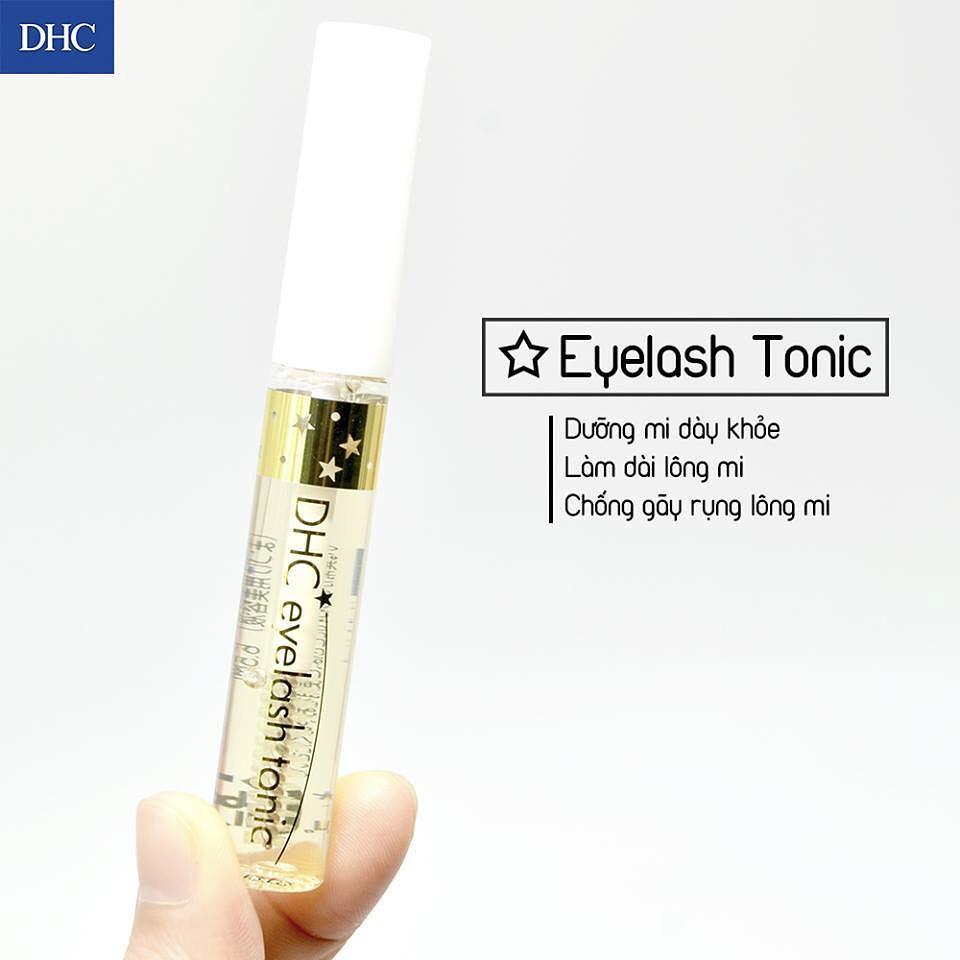 Tinh Chất Dưỡng Mi DHC Eyelash Tonic tốt nhất