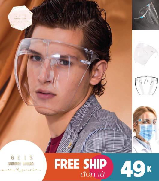Giá bán Kính chống giọt bắn kính bảo hộ trong suốt an toàn, chống bụi bẩn