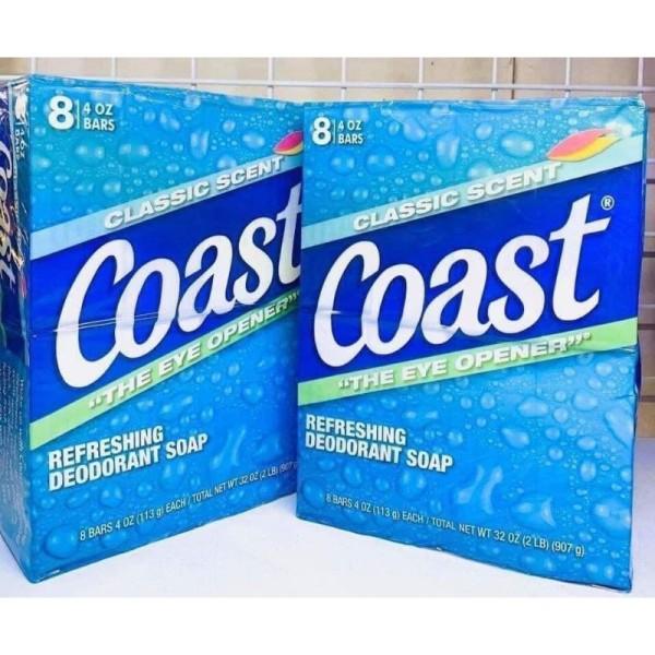 xà bông cục Coast của Mỹ nhập khẩu