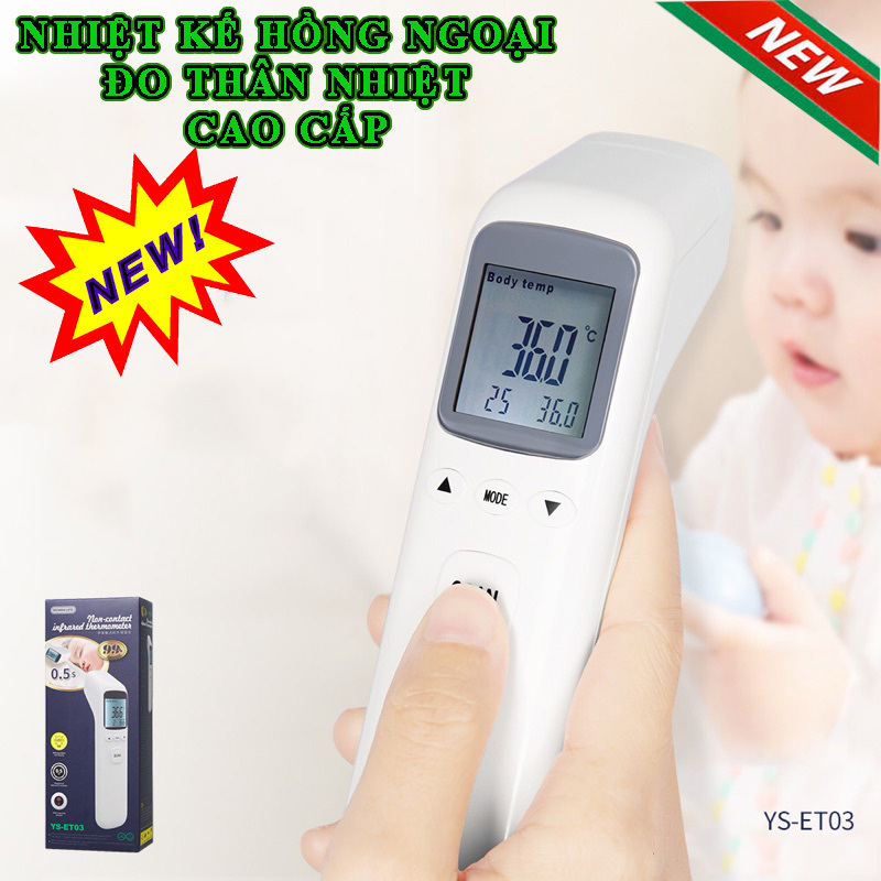 Cách tự kiểm tra xem mình có nhiễm virus covi,nhiệt kế hồng ngoại,nhiệt kế đo nhiệt độ phòng,nhiệt kế điện tử,nhiet kế đo thân nhiệt,Bảo Hành 1 đổi 1 trong 12 tháng trên toàn quốc(GIÁ HUY DIỆT)