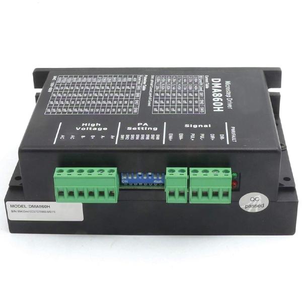 Bảng giá DMA860H Step Driver 2 Phase DSP Microstep Driver for Nema 34 Nema 42 AC24-80V DC24-80V Phong Vũ
