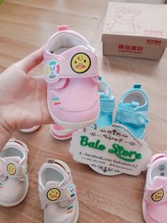 Giày vải tập đi cho bé yêu, hàng cao cấp thumbnail