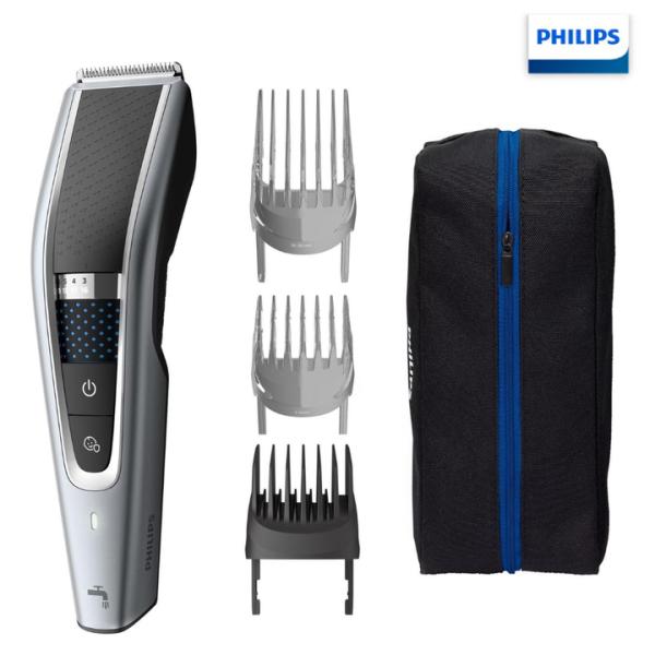 Tông đơ cắt tóc cao cấp thương hiệu Philips HC5690/15 - Hàng Nhập Khẩu Chính Hãng (Bảo hành 12 tháng) cao cấp