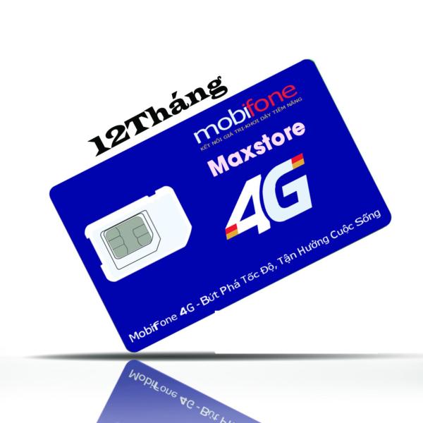 Giá Sim 4G 10 số Mobifone Miễn phí nghe gọi -trọn gói 1 năm Tặng 30GB/Tháng.Miễn phí cuộc gọi nội mạng + 50 phút gọi ngoại mạng Miễn phí 12 tháng không cần nạp tiền