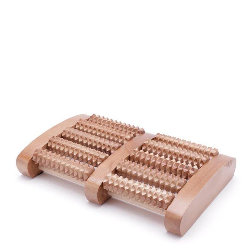 Dụng cụ massage chân bằng gỗ cao cấp
