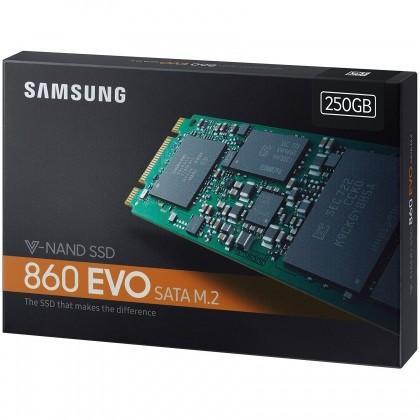 Ổ cứng SSD samsung 860 Evo 250GB M.2 SATA