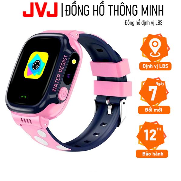 Đồng hồ định vị thông minh trẻ em JVJ Y92, đồng hồ chống nước, đồng hồ có camera, LBS Định Vị Trẻ Em, Sim Thẻ Gọi, Chống Mất, dành Cho Android IOS chống nước IP67, nghe gọi hai chiều, định vị chính xác, Đồng hồ định vị LBS, Đồ